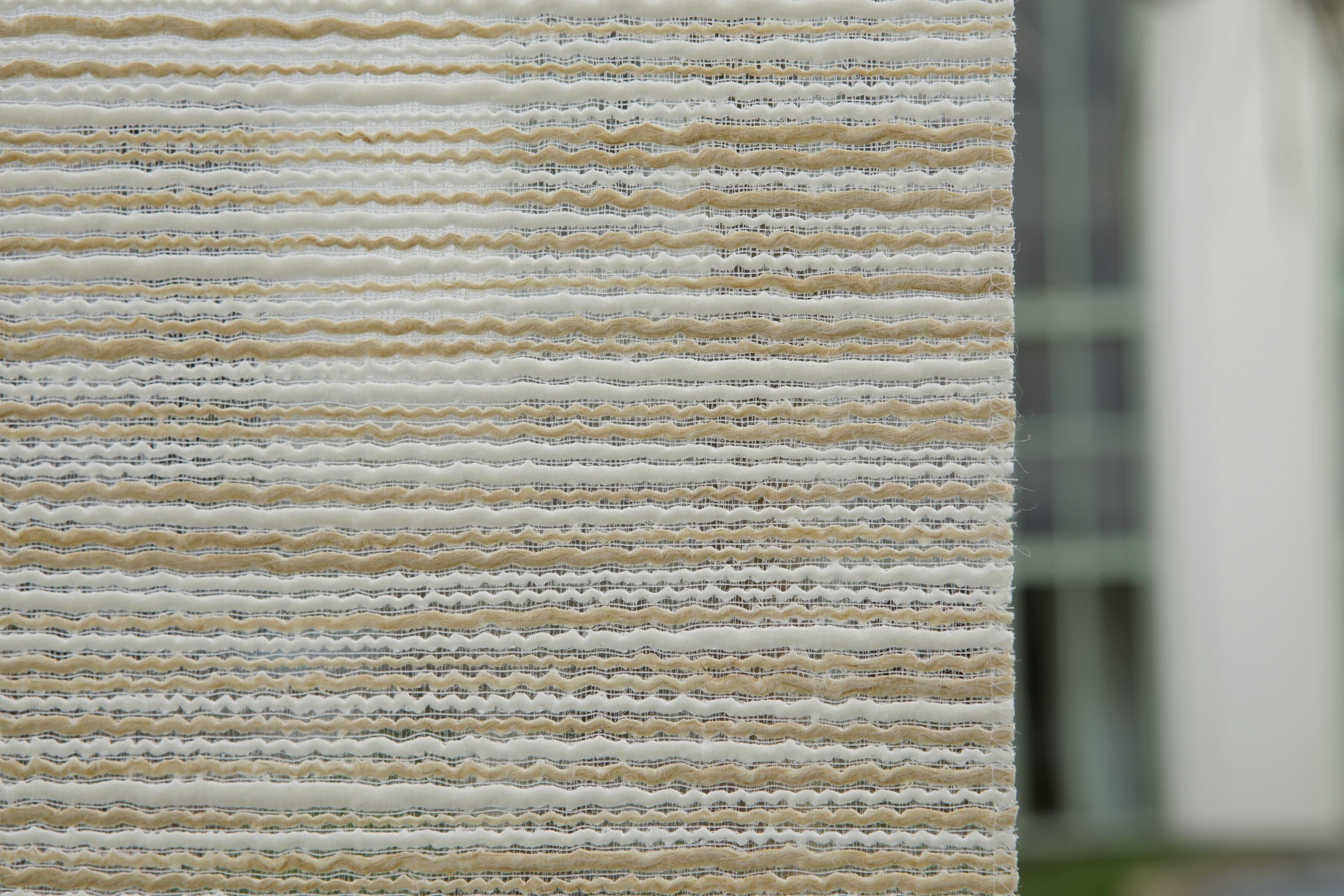 Ecran de laine sable