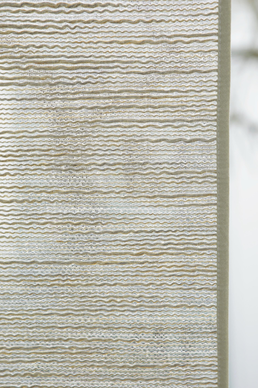 Ecran de laine taupe