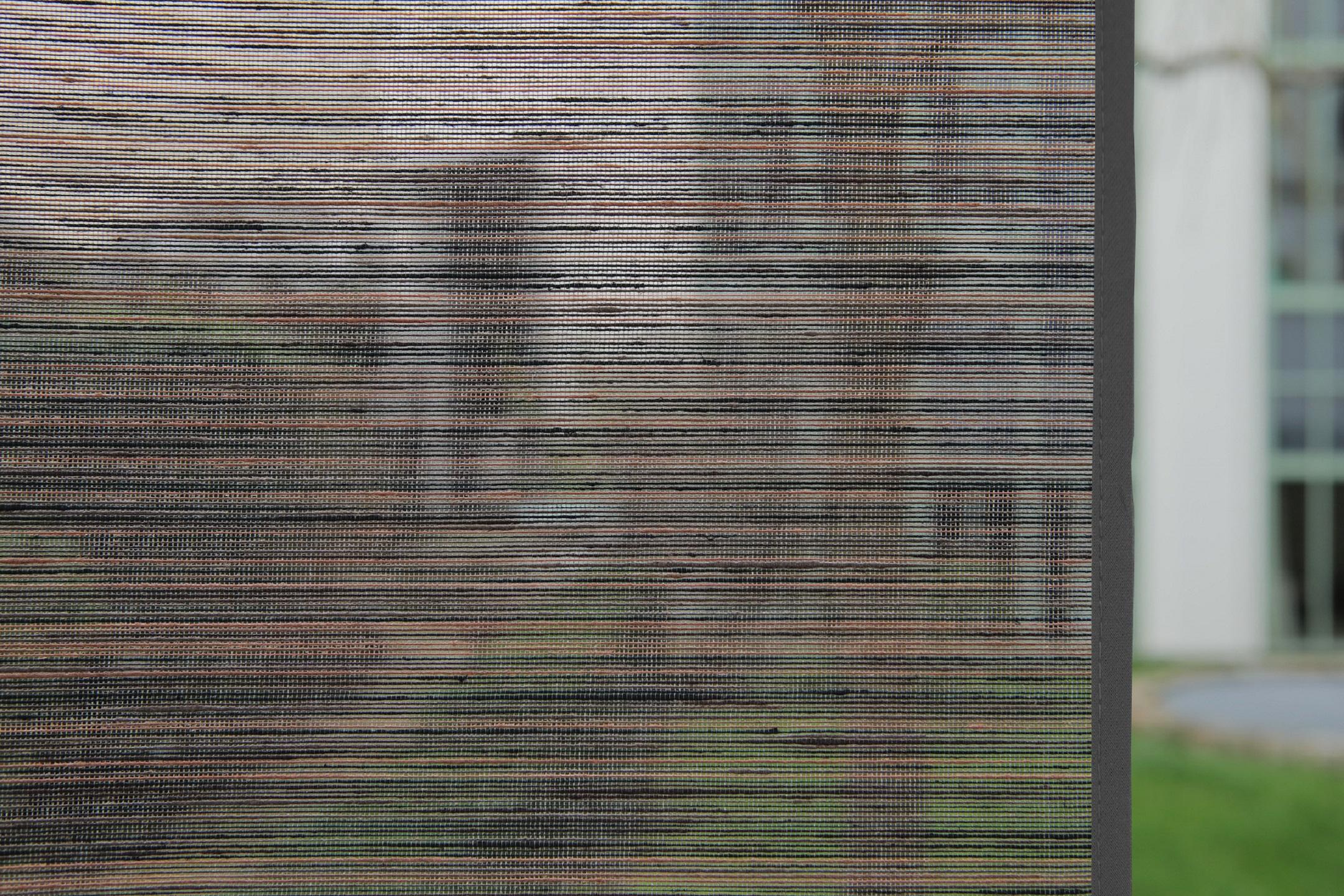 Ecran de ligne brun